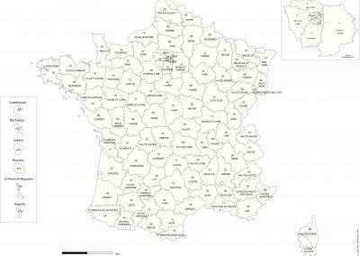 france-departement-numero-noms-reg-echelle-vierge