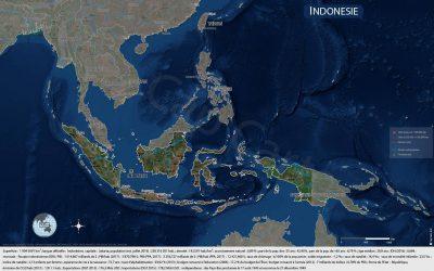 Carte géographique : Caractéristiques – Nouvelles techniques