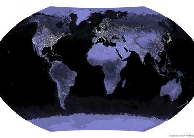Le monde de nuit